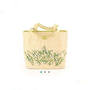 Lulu Guinness Lilly of the Valley Shoulder Bag